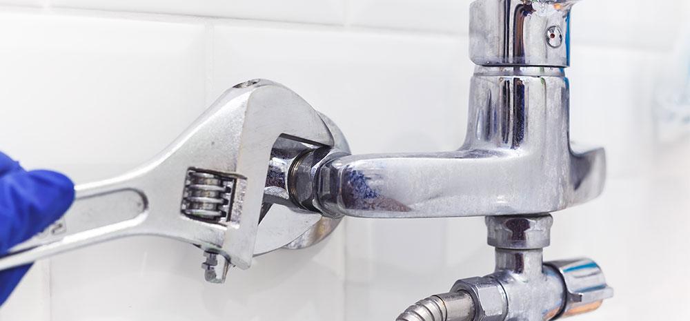 Så förebygger du vattenläckage i fastigheten